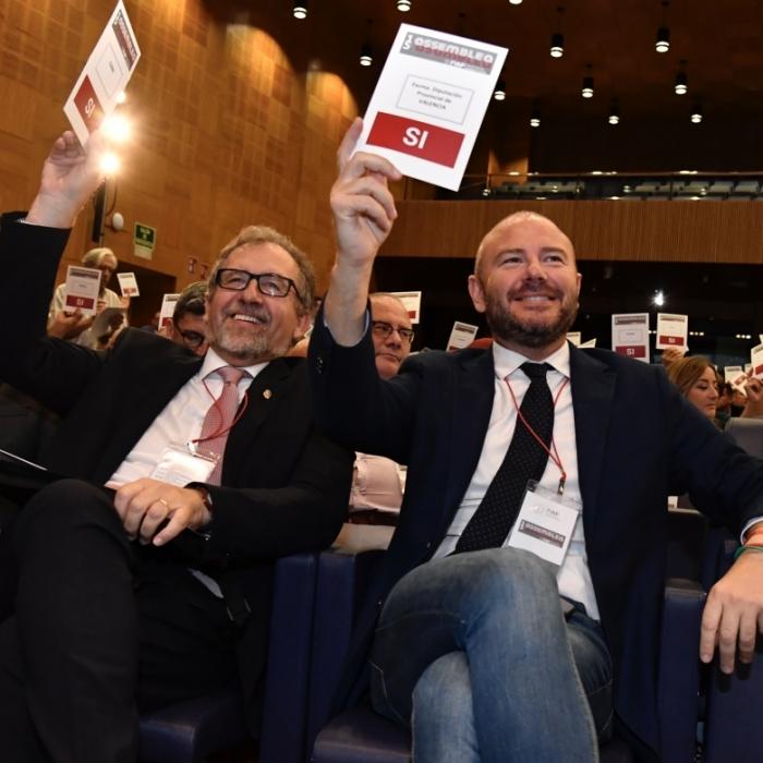 José Martí trasllada a la FVMP l'aposta de la Diputació pel municipalisme i la nova ruralitat