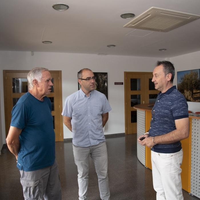 La Diputació estudia propostes per al Centre de Desenvolupament Rural de Villanueva de Viver