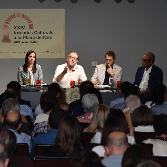 José Martí defensa una nova ruralitat vinculada al benestar i la salut, que supere la bretxa digital