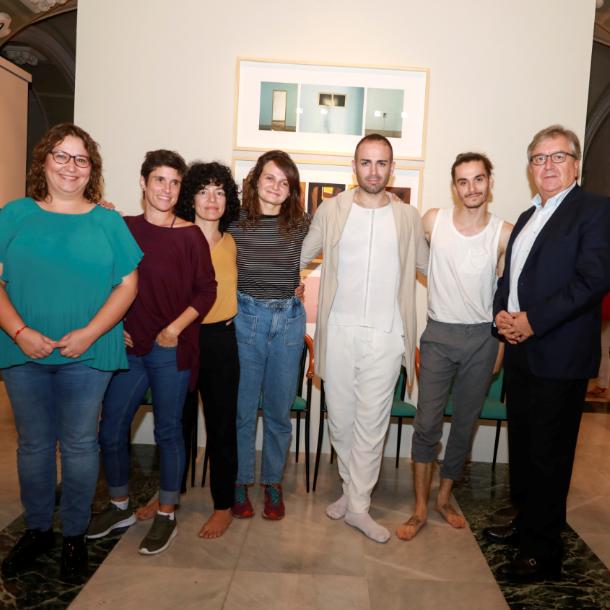 La Diputació recolza el cicle de dansa contemporània 'Mínima' de la Fundació Caixa Castelló