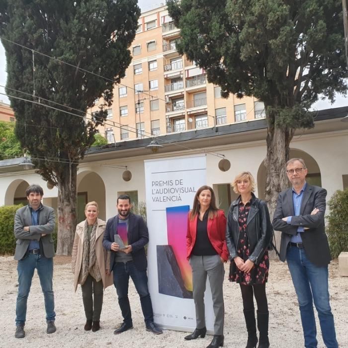 La Diputació promociona Castelló com a escenari de cine amb els Premis de l'Audiovisual Valencià