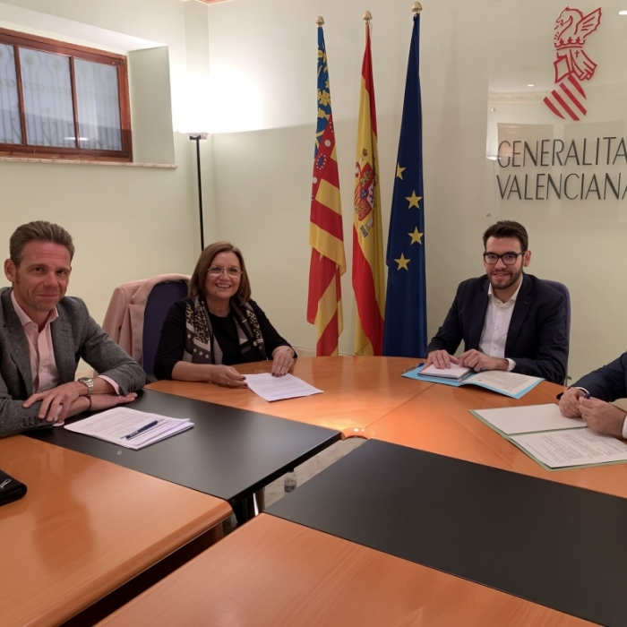 La Diputació avança transparència i treballa en la renovació del conveni amb la Generalitat