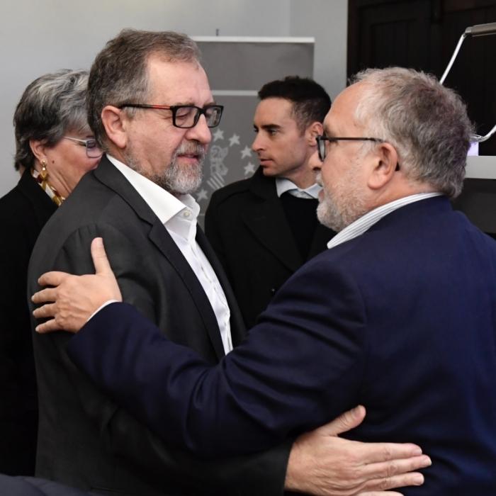 Martí anima a crear un 'lobby' entre pobles en defensa dels ciutadans dels municipis d'interior