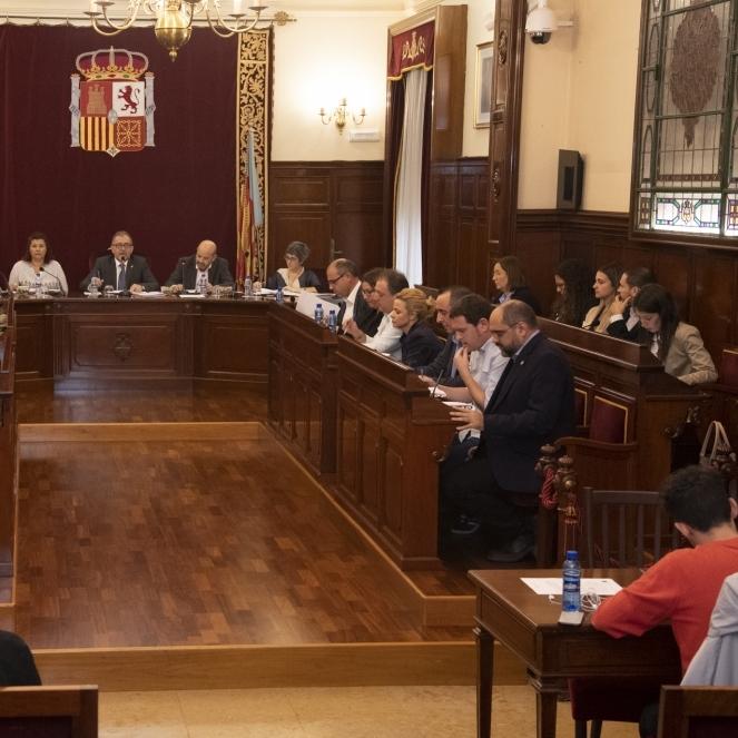 El equipo de gobierno impulsa una declaración institucional de rechazo a los disturbios en Catalunya
