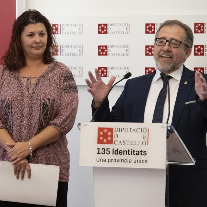 La Diputación refuerza el carácter social de los presupuestos de 2020 con 5,7 millones de euros