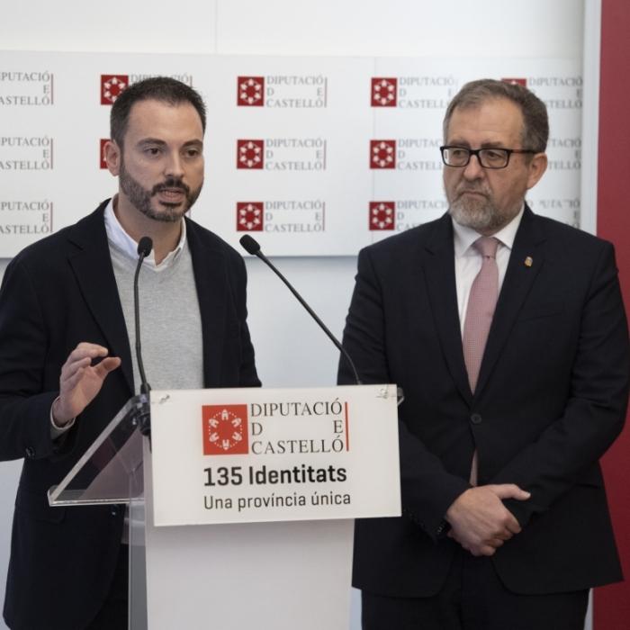 El pressupost de la Diputació en 2020 per a la promoció ceràmica supera els 700.000 euros