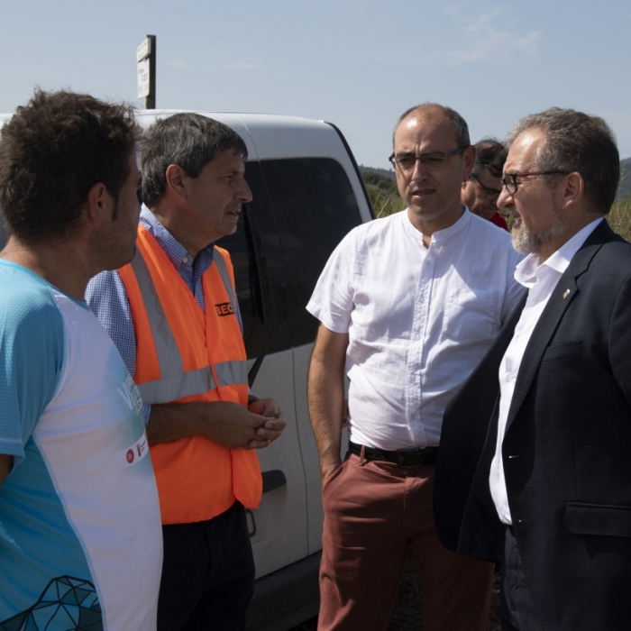 La Diputación del cambio invertirá más de 45 millones en 2020 a desarrollo rural y despoblación