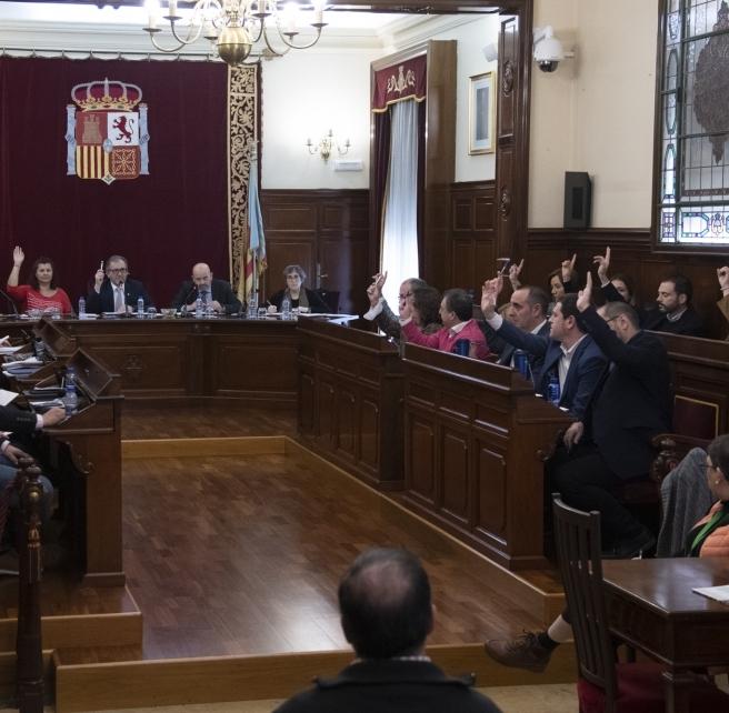 El primer presupuesto de la Diputación del cambio se aprueba sin ningún voto en contra