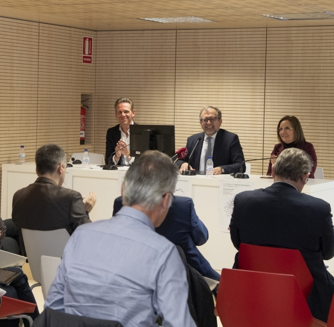 Martí destaca que la nueva Diputación apuesta por la transparencia y por la rendición de cuentas