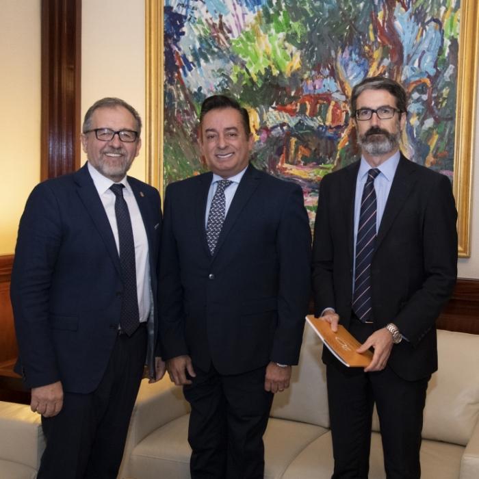 Martí proposa que el CEEI done suport a projectes innovadors a l'interior