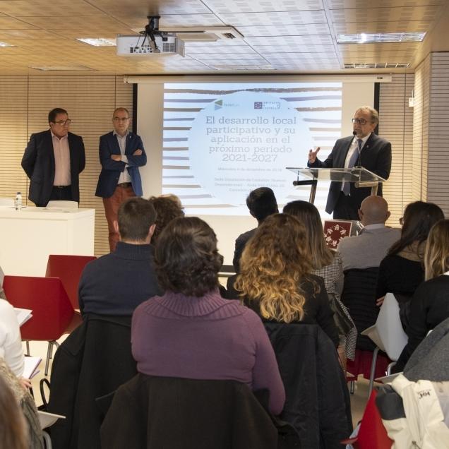 Martí proposa l'aplicació d'una discriminació fiscal positiva en l'àmbit rural per a afavorir la creació d'empreses