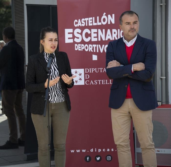 La Diputación del cambio invertirá en 2020 más de 4,5 millones de euros en política deportiva
