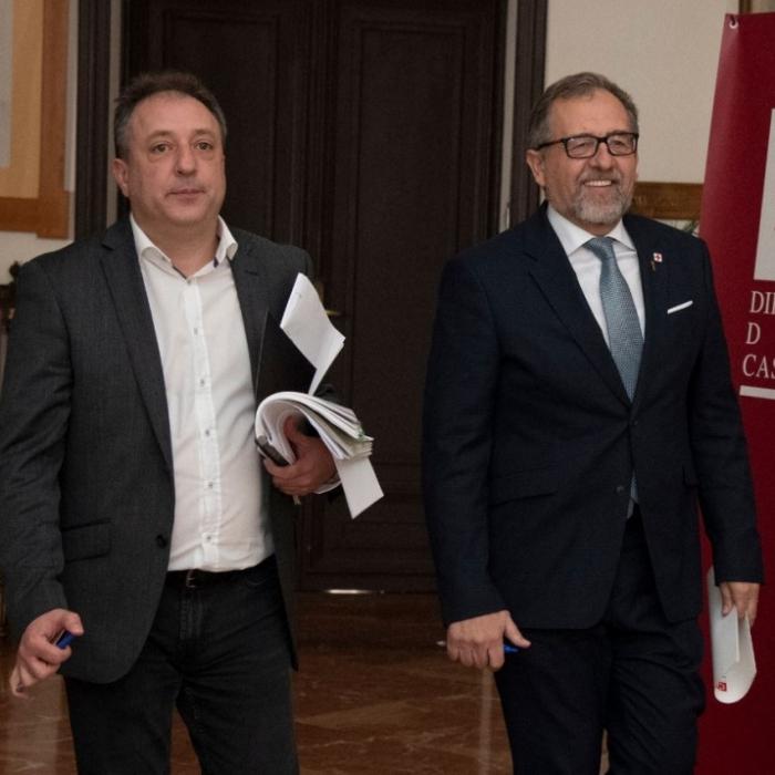 La nueva Diputación ha rebajado en 226.000 euros las ayudas directas para apostar por criterios transparentes y acabar con el clientelismo de la era Moliner