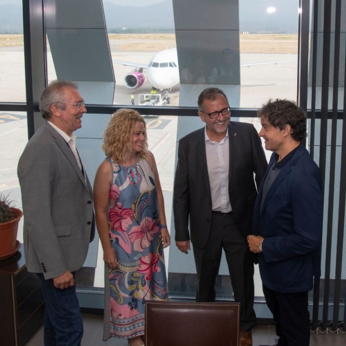 José Martí promocionará en Francia la oferta turística de la provincia con la apertura de la línea aérea Castellón-Marsella