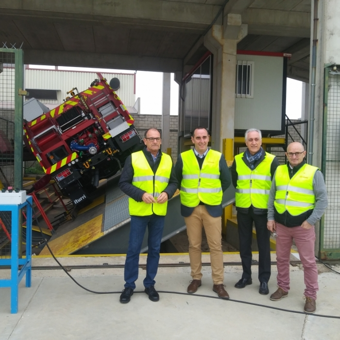 El Consorcio Provincial de Bomberos adquiere siete camiones para mejorar su capacidad de respuesta
