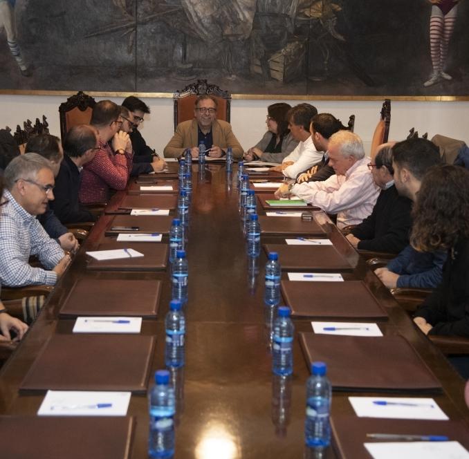 Martí continuarà negociant amb el Bisbat per a aconseguir la compra o la cessió de l'hostatgeria de Sant Joan de Penyagolosa