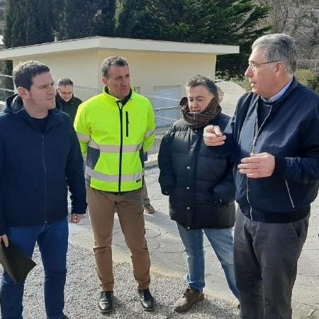 La Diputación destina más de un millón de euros a la mejora de las instalaciones de la depuradora de Vilafranca