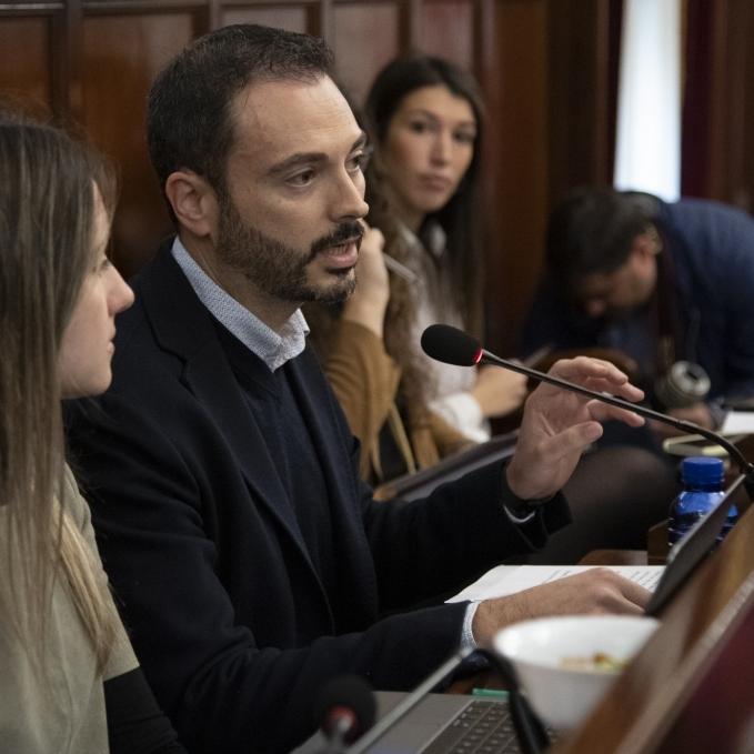 La Diputación impulsa la administración electrónica entre entidades locales de menos de 20.000 habitantes