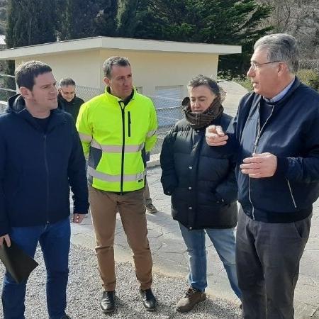 La Diputació destina més d'un milió d'euros a la millora de les instal·lacions de la depuradora de Vilafranca