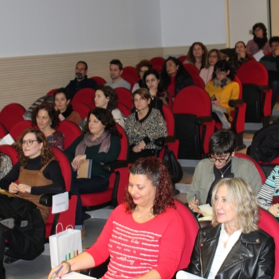 Patricia Puerta destaca en l'Alcora que la Diputación del cambio aumentará un 54% el gasto política social