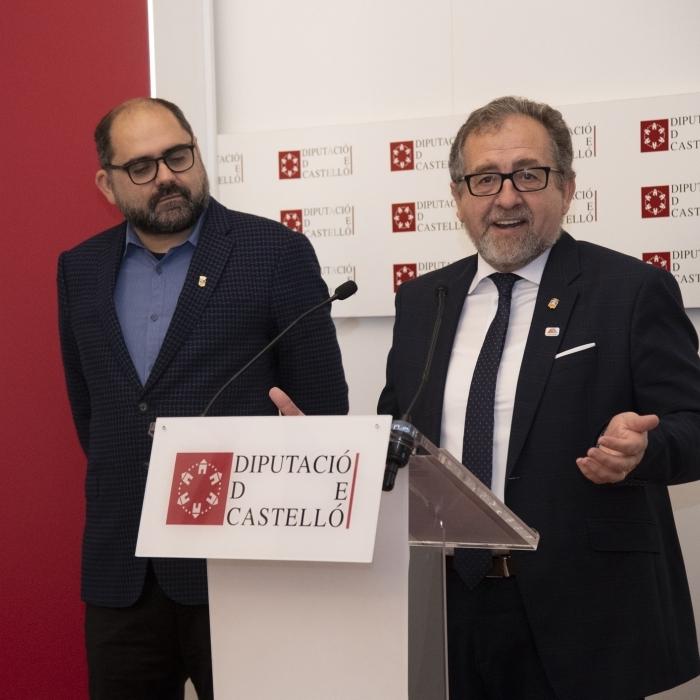 Diputación defiende una Estrategia de Ocupación y Emprendimiento ajustada a las necesidades de las comarcas de Castellón