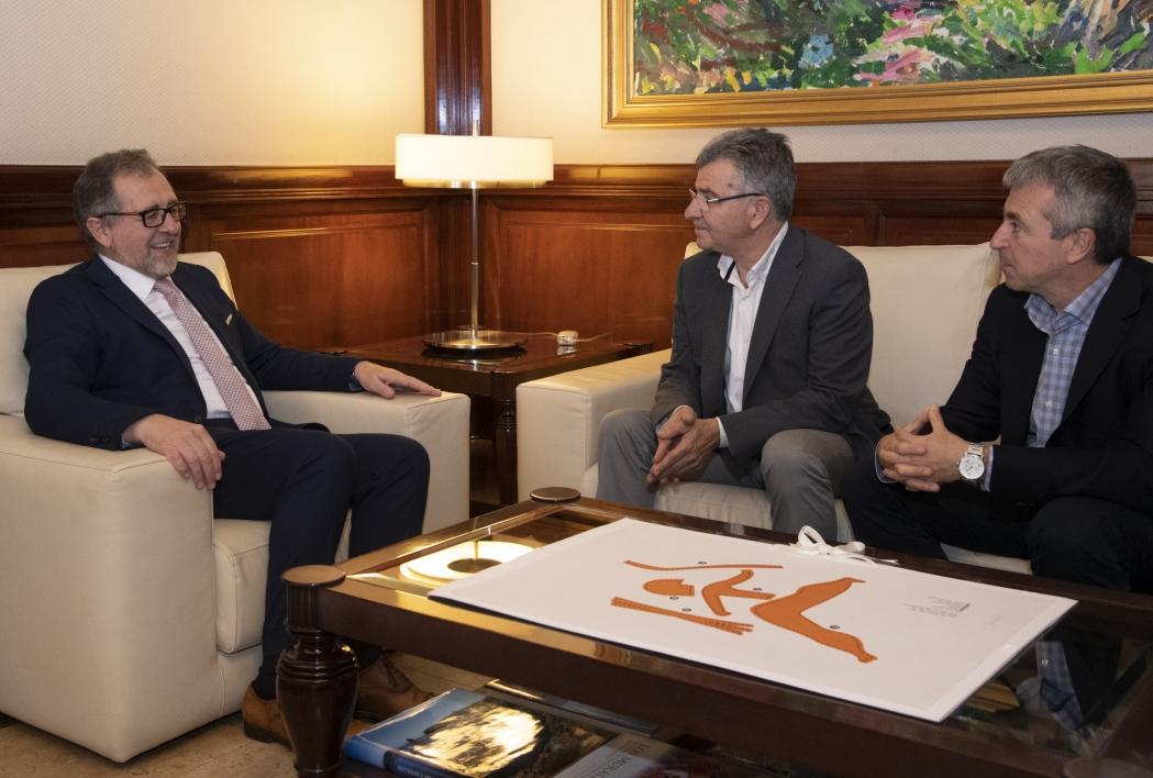 José Martí propone una gran alianza de la sociedad castellonense en favor de los estudios relacionados con la industria cerámica