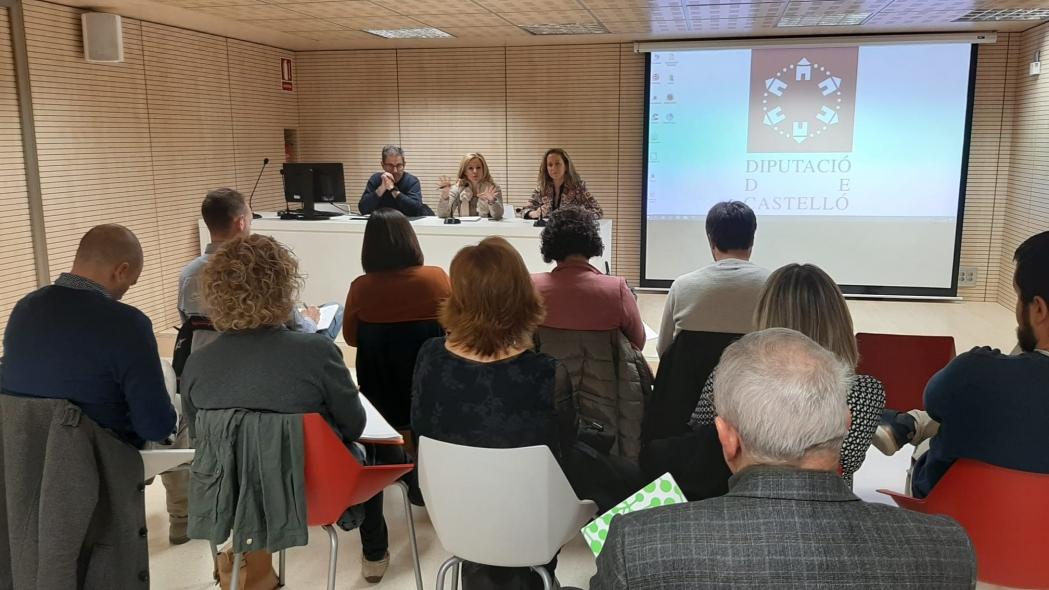 La nueva Diputación invertirá 510.000 euros en los 8 Planes de Dinamización de la provincia de Castellón