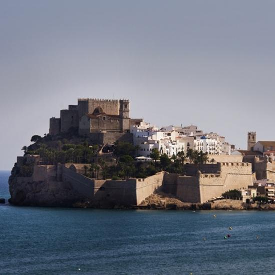 La diputada de Cultura, Ruth Sanz, destaca que cerca de 290.000 personas visitaron en 2019 el Castillo de Peñíscola
