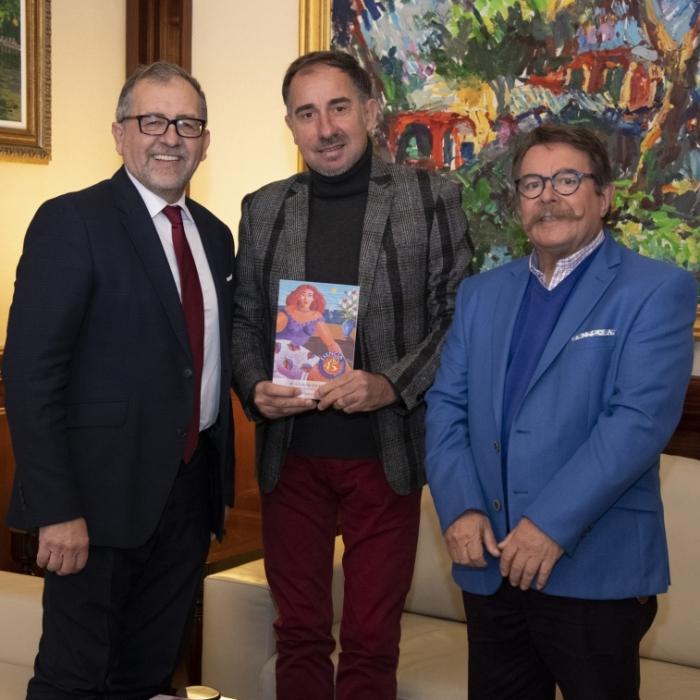 """Martí destaca """"la gran aportació"""" de Bolumar a la història de l'art de Castelló"""