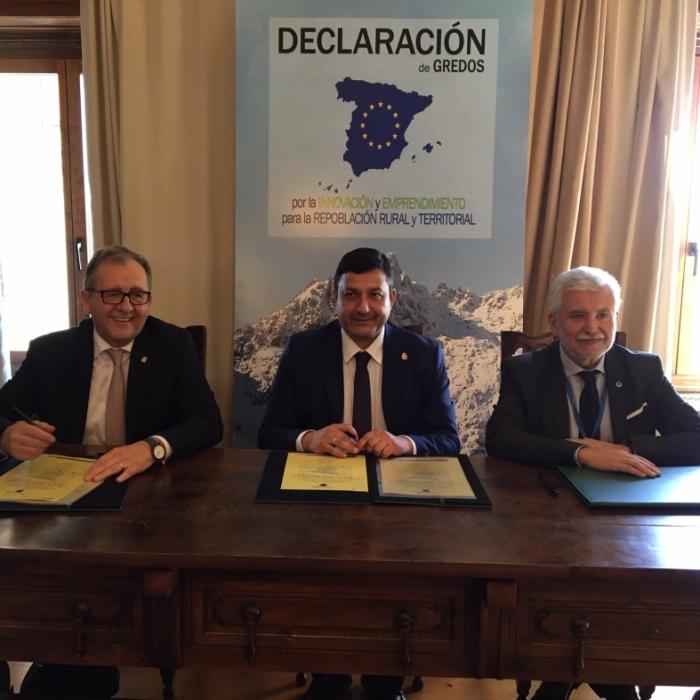 José Martí assegura en la Conferència de Gredos que Europa suposa una oportunitat per al món rural