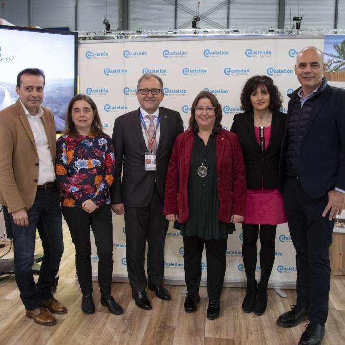 La Diputación anuncia en Fitur que Nacho Abad, Carlos Fidalgo, Teresa Cameselle y Graziella Moreno son los galardonados de Letras del Mediterráneo 2020