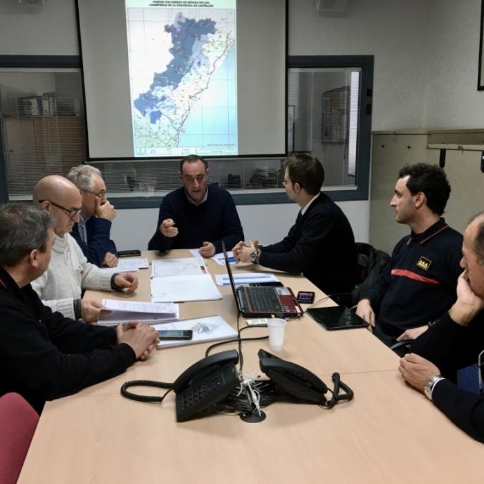 La Diputació ha destinat 376.000 euros per a atendre de manera urgent les emergències per la borrasca Gloria