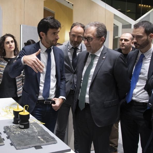 José Martí felicita a las empresas ganadoras de los Alfa de Oro y anima al sector a continuar apostando por la innovación