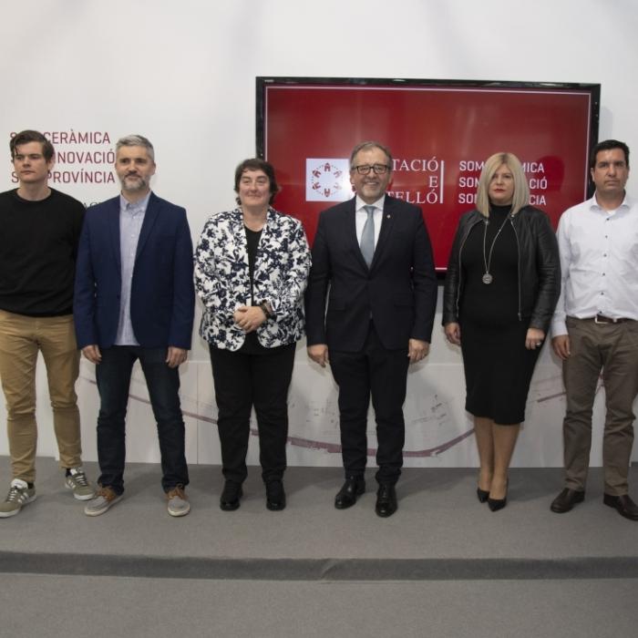La Diputación aumenta la dotación de los premios del plan cerámico de regeneración urbana (CRU) hasta los 400.000 euros