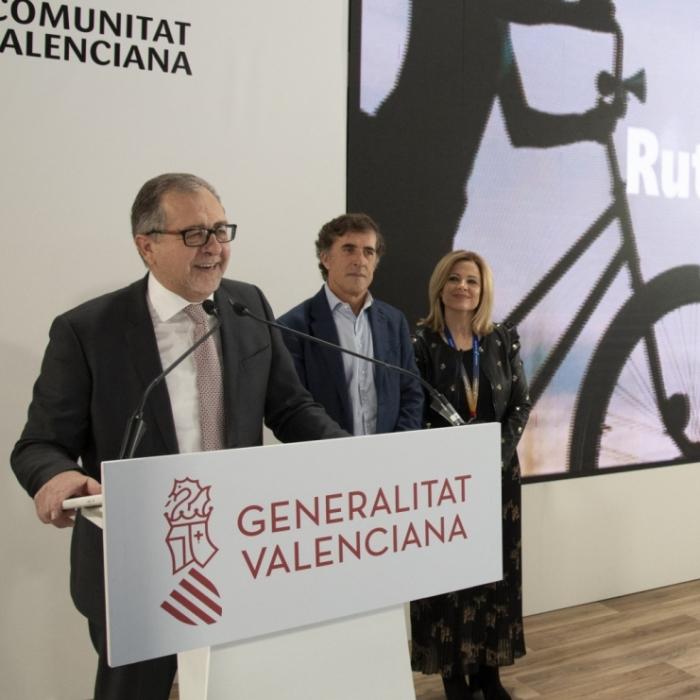 La Diputación promociona Castelló como destino cicloturista y deportivo en Bélgica, Países Bajos y Rumanía