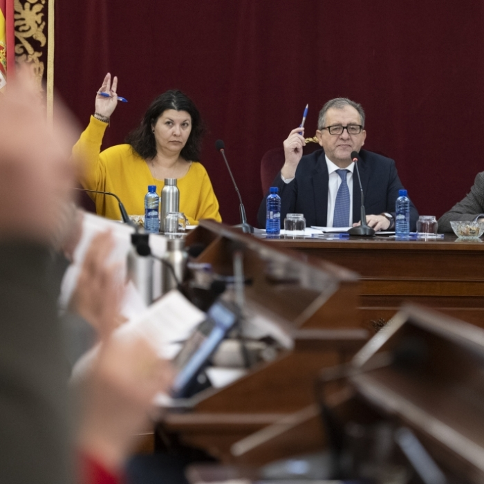 La Diputació aprovarà una declaració institucional perquè el Govern agilite les ajudes als municipis perjudicats per 'Glòria'