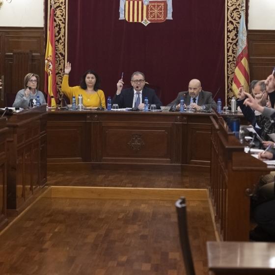 La Diputació aprovarà una declaració institucional instant a eliminar les penalitzacions a les pensions dels jubilats anticipadament amb 40 anys cotitzats