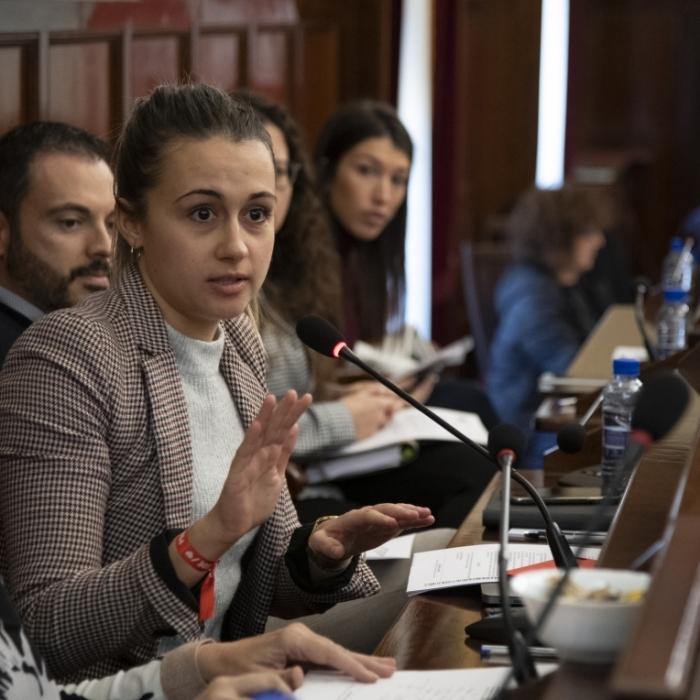 La Diputació del canvi aprova ajudes de 2,38 milions d'euros per a esportistes, clubs i activitats esportives