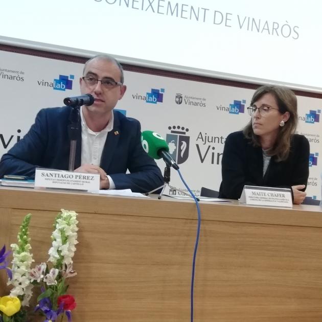 La Diputació impulsa dos projectes per a incrementar el rendiment econòmic de les explotacions agràries i ramaderes de la província