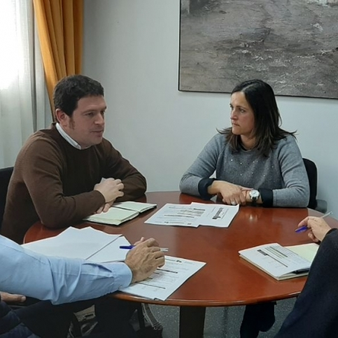 Diputación cede a Consellería la planta de purines de la Salzadella para investigar sobre agrocompostaje con alperujo