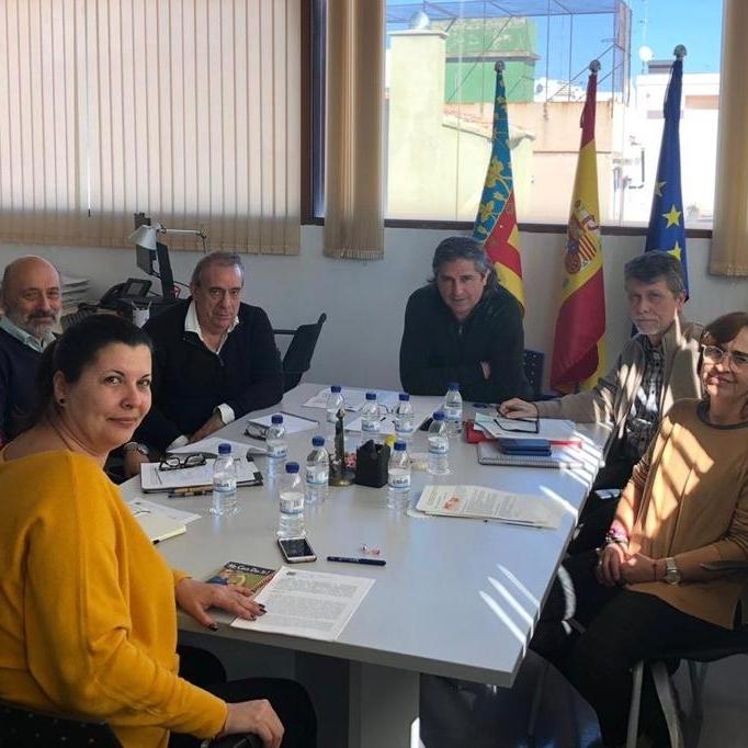 La Diputación y la Generalitat trabajan para adaptar la nueva normativa de las unidades de respiro al plan de servicios sociales