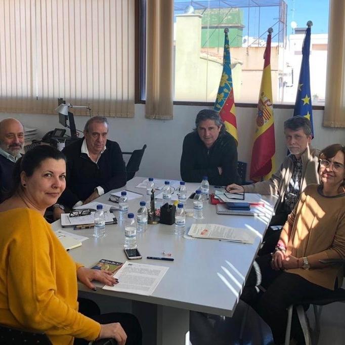 La Diputació i la Generalitat treballen per a adaptar la nova normativa de les unitats de respir al pla de serveis socials