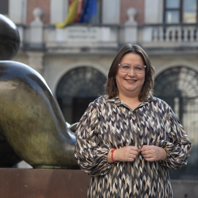 La Diputació s'adhereix a la Xarxa Pública de Serveis  Lingüístics creada per la Generalitat per a fomentar l'ús del valencià