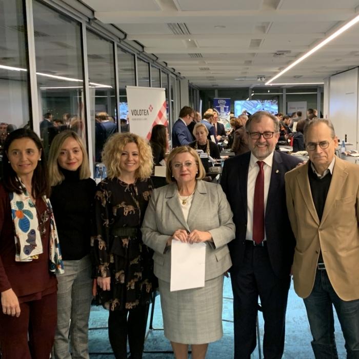 La Diputación refuerza la promoción turística de Castellón en Austria y Francia para la campaña de Semana Santa