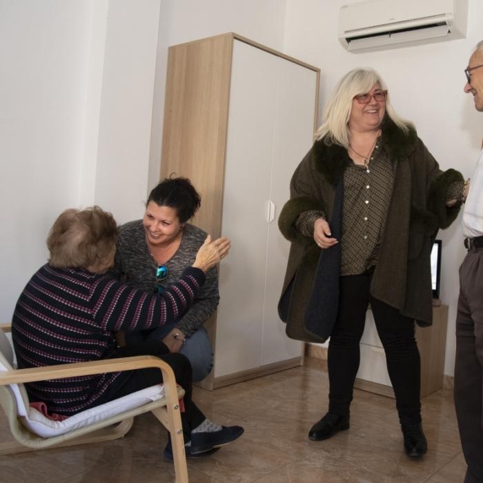 Patricia Puerta agraeix l'esforç inversor dels municipis de Castelló per a ampliar els serveis socials