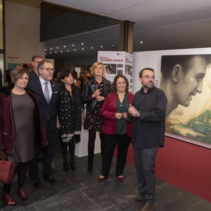 José Martí inaugurarà l'estand de la Diputació en ARCO 2020, la Fira Internacional d'Art Contemporani de Madrid