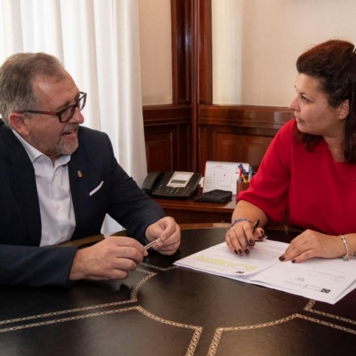 Diputació i Conselleria confirmen el trasllat a la Generalitat del centre de recepció de menors de Penyeta Roja des de l'1 d'abril