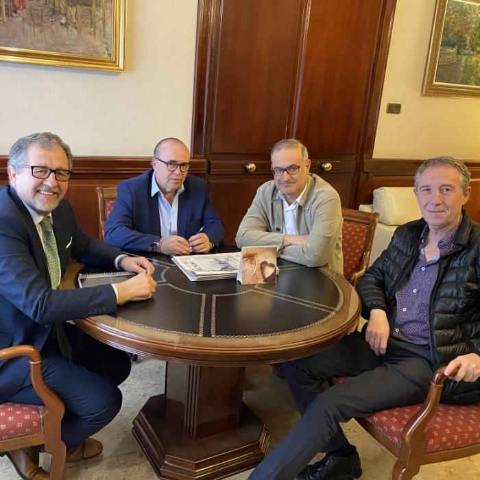 José Martí avala el projecte de l'Hospital General de crear sinergies amb l'Hospital Provincial per a reduir les llistes d'espera
