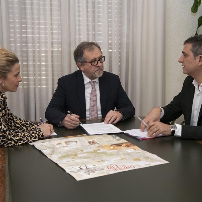 El Consorcio del Cid refuerza su promoción turística a nivel internacional y apuesta por el cicloturismo