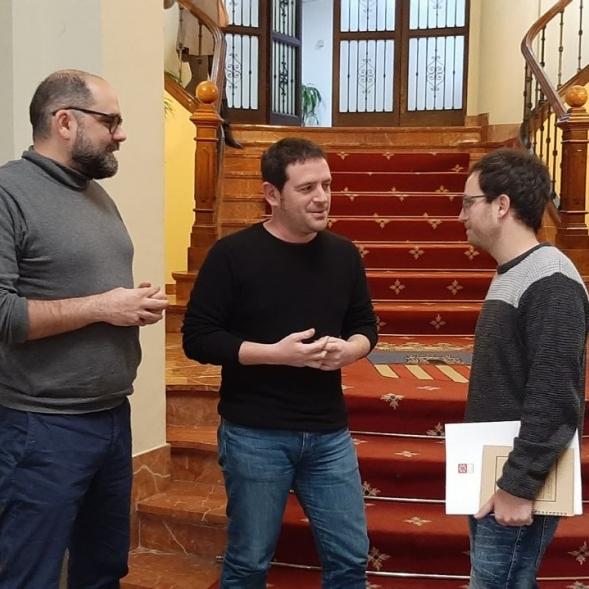 Els diputats Garcia i Ferrando recullen les demandes del municipi de Villores